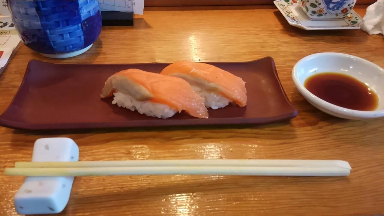 「四季 花まる 時計台店」で北海道のお寿司を食べてきました。