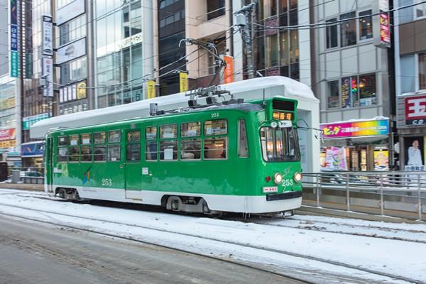 札幌の市電の乗り方は?料金や路線図は?